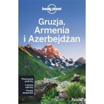 PASCAL  Gruzja, Armenia, Azerbejdżan [Lonely Planet] - NOWOŚĆ 2016