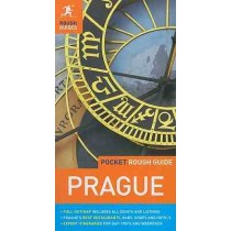 Praga. Pocket Rough Guide Prague
