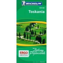 Michelin Toskania Zielony przewodnik Wyd. 2 ERGO