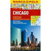 Marco Polo Plan miasta Chicago - skala 1:15 000