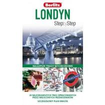PRZEWODNIK BERLITZ LONDYN STEP BY STEP