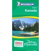 Michelin Kanada Zielony przewodnik