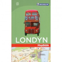 Przewodnik Michelin MapBook Londyn 2016