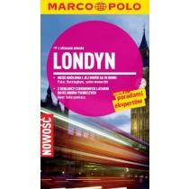 Marco Polo Londyn Przewodnik z planem miasta