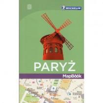 Przewodnik Michelin MapBook Paryż 2016
