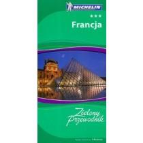 Michelin Francja Zielony Przewodnik ERGO