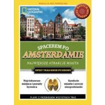 Przewodnik National Geographic Spacerem po Amsterdamie