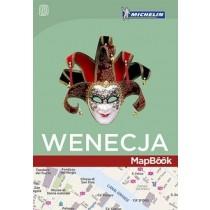 Przewodnik Michelin MapBook Wenecja