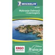 Wybrzeże Dalmacji i Czarnogóry. Udane Wakacje. Michelin + Chorwacja Zielony Przewodnik GRATIS!