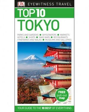 DK Top 10 Tokyo - Tokio
