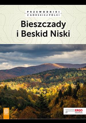 Bezdroża  Bieszczady i Beskid Niski. Przewodniki z górskiej półki. 2019
