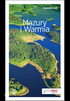 Bezdroża Travelbook Mazury i Warmia Wyd 3