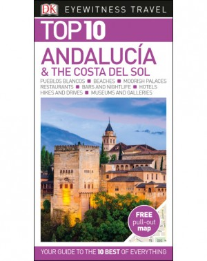 DK Top 10 Andalucia & the Costa del Sol