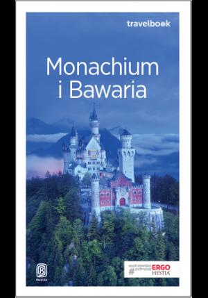 Bezdroża Travelbook Monachium i Bawaria Wyd 2