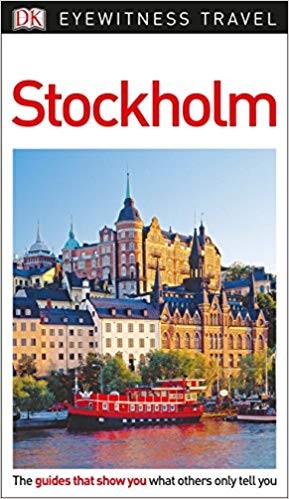 DK Eyewitness Travel Guide Stockholm - Sztokholm