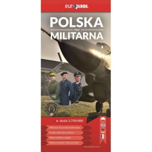 Europilot Polska Mapa Militarna 1 : 750 000