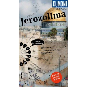 Dumont JEROZOLIMA + mapa 2018
