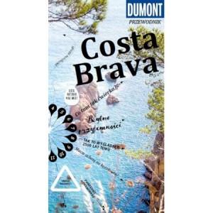 Dumont Costa Brava Przewodnik z mapą