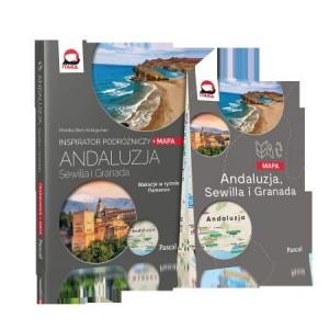 Pascal Inspirator podróżniczy - Andaluzja, Sewilla i Granada + MAPA
