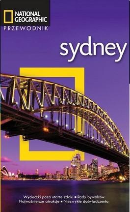 ZESTAW Sydney Przewodnik National Geographic + Marco Polo Mapa Sydney