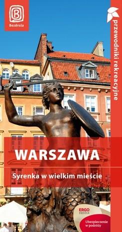 Bezdroża Warszawa Syrenka w wielkim mieście Przewodnik PROMOCJA
