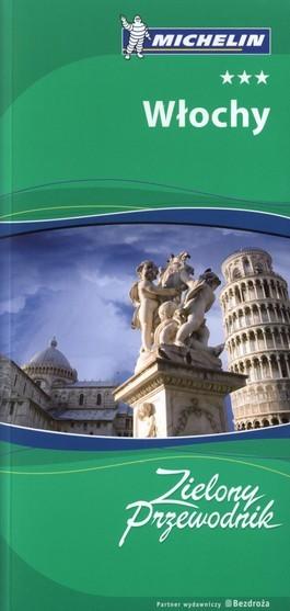 Włochy Zielony Przewodnik Michelin PROMOCJA!