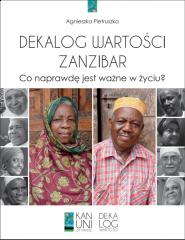 Agnieszka Pietruszka - DEKALOG WARTOŚCI ZANZIBAR - PRZEDSPRZEDAŻ