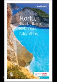 Bezdroża Travelbook Korfu, Lefkada, Itaka, Kefalonia, Zakynthos Wyd 3