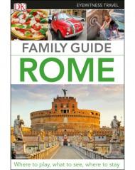 DK Family Guide Rome - Rzym