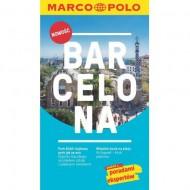 Przewodnik Marco Polo Barcelona z mapą w etui