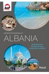 Pascal ALBANIA Inspirator Podróżniczy + MAPA