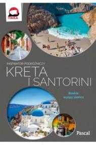 Pascal Inspirator podróżniczy - Kreta i Santorini + MAPA