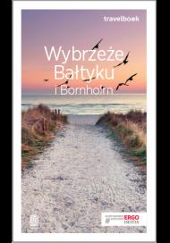 Bezdroża Travelbook Wybrzeże Bałtyku i Bornholm 2018