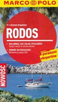 Marco Polo Rodos Przewodnik z atlasem drogowym