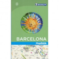 Przewodnik Michelin MapBook Barcelona