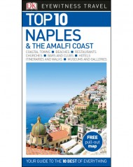 DK Top 10 Naples the Amalfi Coast - Neapol