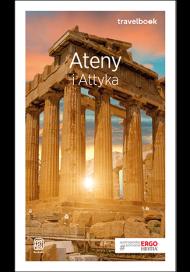 Bezdroża Travelbook Ateny i Attyka