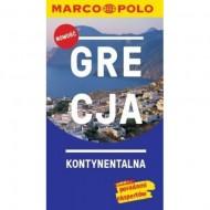 Przewodnik Marco Polo Grecja Kontynentalna z mapą w etui