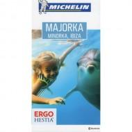 Przewodnik Michelin Majorka, Minorka, Ibiza 2016