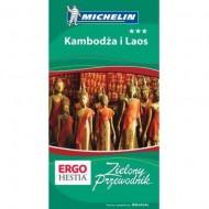 Michelin Kambodża i Laos - Zielony przewodnik