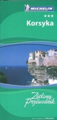 Michelin Korsyka Zielony Przewodnik ERGO