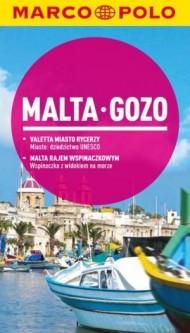 Marco Polo MALTA I GOZO Przewodnik + ATLAS