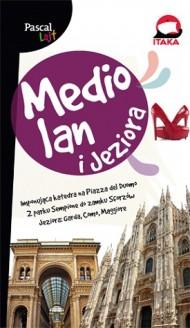 ZESTAW Mediolan i Jeziora Pascal Lajt + Marco Polo Mapa Mediolan - skala 1:15 000