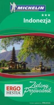 Indonezja. Michelin Zielony Przewodnik