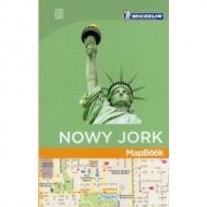 Przewodnik Michelin MapBook Nowy Jork 2016