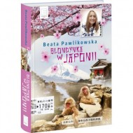 Blondynka w Japonii Beata Pawlikowska