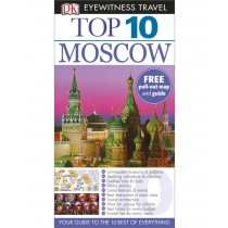 DK Eyewitness Top 10 Travel Guide: Moscow