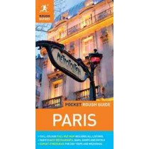 Paryż. Pocket Rough Guide Paris