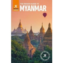 The Rough Guide to Myanmar (Burma) - Birma