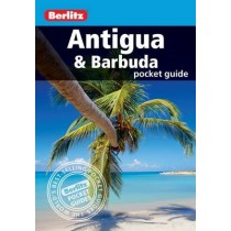 Berlitz Antigua and Barbuda Pocket Guide Przewodnik
